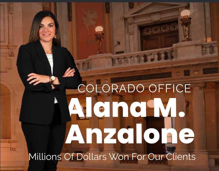 Colorado   Anzalone Law Offices, LLC   Personal Injury Attorneys