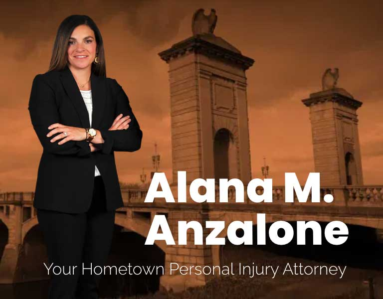 Alana Anzalone | Anzalone Law Offices, LLC | Personal Injury Attorneys