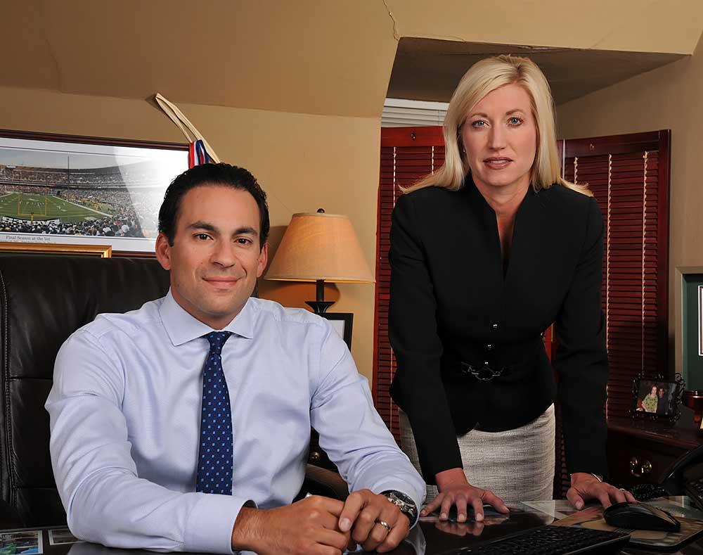 Jamie Anzalone | Kelly Ciravolo | Anzalone Law Offices, LLC | Personal Injury Attorneys